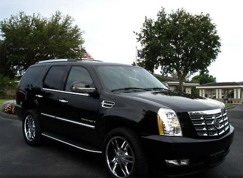 """Cadillac Price >> 2007 Cadillac Escalade Lux DVD 22"""""""